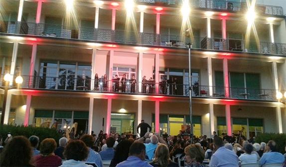 concerto sinfonico Giovani Musicisti Veneti